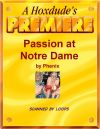 комикс Passion at Notre Dame